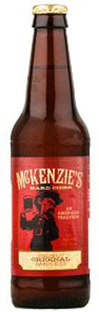Mckenzie's Hard Cider Original 6 PK Bottles