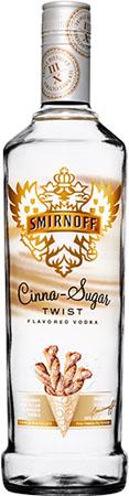Smirnoff Cinna-sugar Twist Vodka