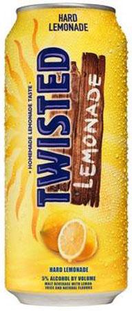 Twisted Tea Lemonade Can