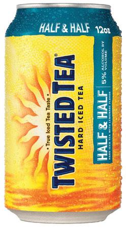 Twisted Tea Half & Half 12 PK Cans