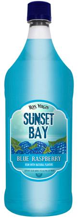 Sunset Bay Blue Raspberry