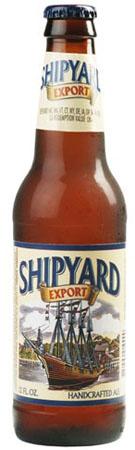 Shipyard Export Ale 12 PK Bottles