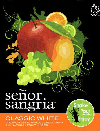 Senor Sangria Classic White