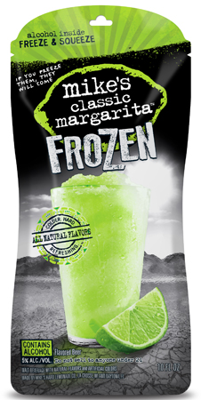 Mike's Hard Frozen Classic Margarita