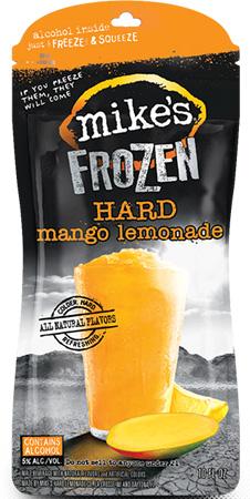 Mike's Hard Frozen Mango Lemonade