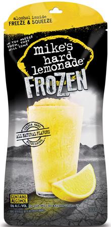 Mike's Hard Frozen Lemonade