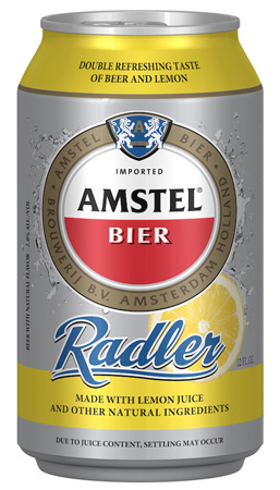 Amstel Light Radler 6 PK Bottles