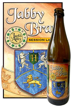 Jack's Abby Jabby Brau Lager 6 PK Bottles