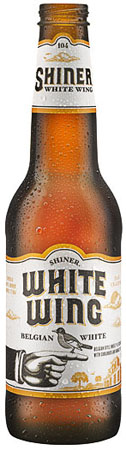Shiner White Wing 6 PK Bottles