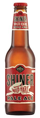 Shiner Wild Hare Pale Ale 6 PK Bottles