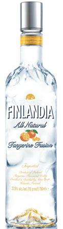 Finlandia Tangerine Fusion Vodka