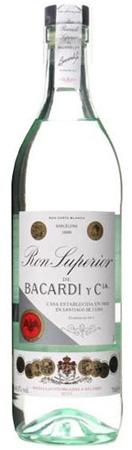 Bacardi Heritage Rum
