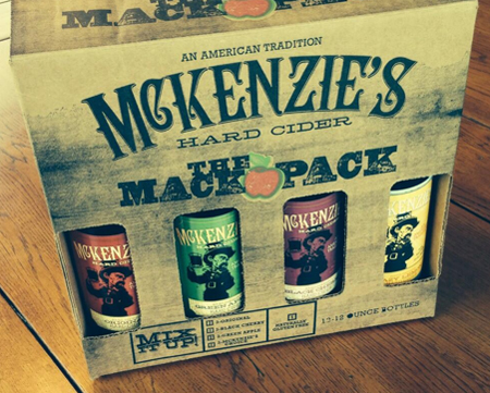 Mckenzie's Hard Cider Variety 12 PK Bottles