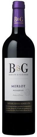 Barton & Guestier Merlot