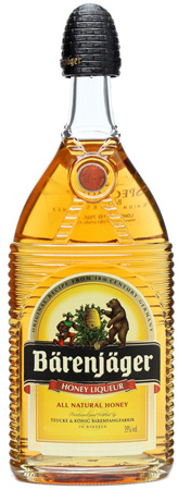 Barenjager Honey & Bourbon Liqueur
