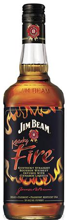Jim Beam Fire Bourbon