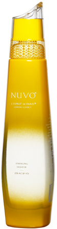 Nuvo Lemon Sorbet Sparkling Liqueur