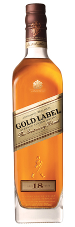 Johnnie Walker Gold Label 18 Yrs
