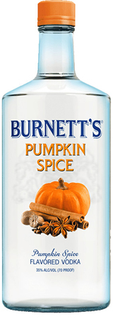 Burnett's Pumpkin Spice Vodka