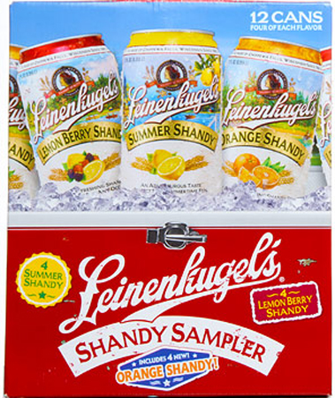 Leinenkugel's Shandy Sampler 12 PK Cans