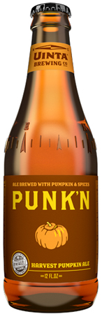 Punk'n Harvest Pumpkin Ale 6 PK Bottles
