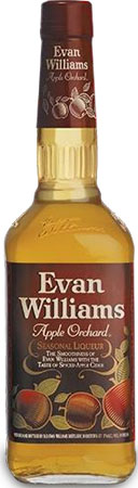 Evan Williams Apple Whiskey