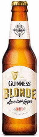 Guinness Blonde American Lager 6 PK Bottles