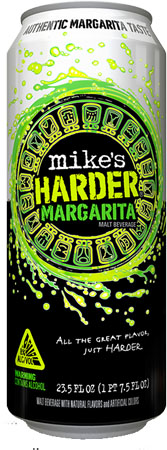 Mike's Harder Margarita Can