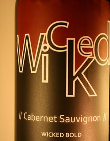Wicked Cabernet Sauvignon