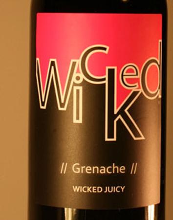 Wicked Grenache