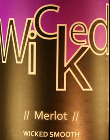 Wicked Merlot