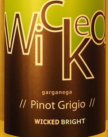 Wicked Pinot Grigio
