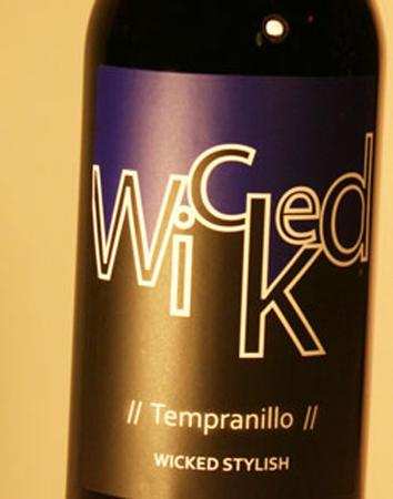 Wicked Tempranillo