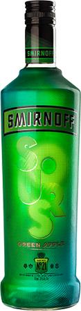 Smirnoff Sours Green Apple Vodka