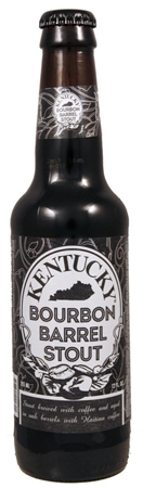 Kentucky Bourbon Barrel Stout 4 PK Bottles