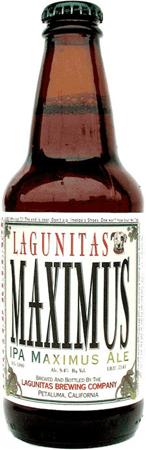 Lagunitas Maximus IPA 6 PK Bottles