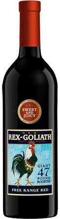 Rex Goliath Free Range Red