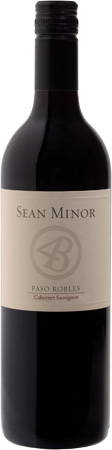 Sean Minor Four Bear Cabernet Sauvignon