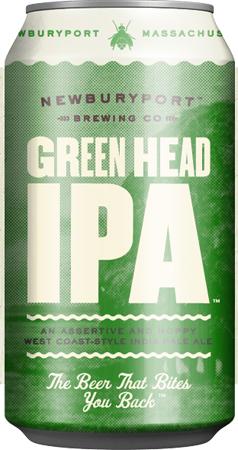 Newport Green Head IPA 6 PK Cans