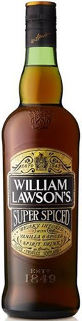 William Lawson's Super Spic0ed Scotch Whisky