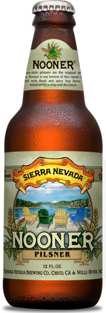 Sierra Nevada Nooner Pilsner 6 PK Bottles