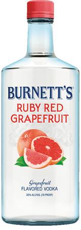 Burnett's Ruby Red Grapefruit Vodka