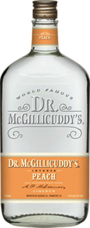 Dr Mcgillicuddy's Peach
