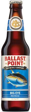 Ballast Point Big Eye 6 PK Bottles