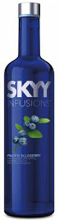 Skyy Infusions Blueberry Vodka