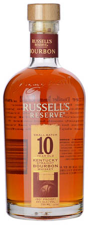 Russell's Reserve 10 Years Bourbon Whiskey
