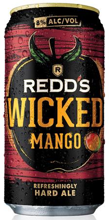 Redd's Wicked Mango 12 PK Cans