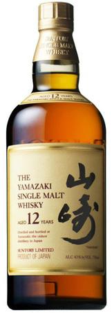 The Yamazaki 12 Years Single Malt Japanese Whisky