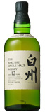 The Hakushu 12 Years Single Malt Japanese Whisky