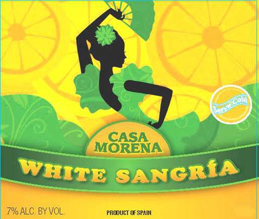 Casa Morena White Sangria